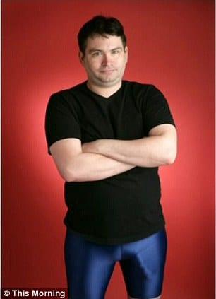 Muž s největším penisem na světě