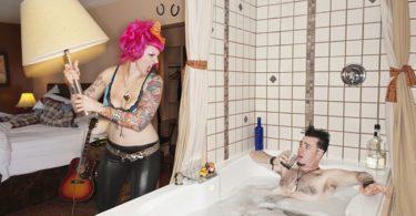 Tipy na zvětšení penisu - Horká sprcha