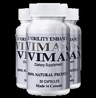 Vimax na zvětšení penisu a podporu erekce - 3 balení