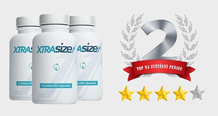 XtraSize recenze - TOP 2 prášky na zvětšení penisu