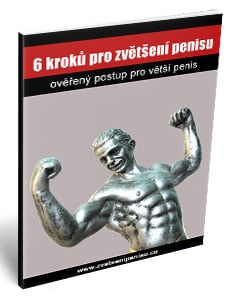 Zvětšení penisu - e-book