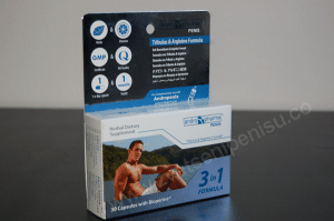 Andropharmia Penis - krabička
