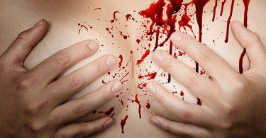 Krvácení z penisu a vaginy po souloži