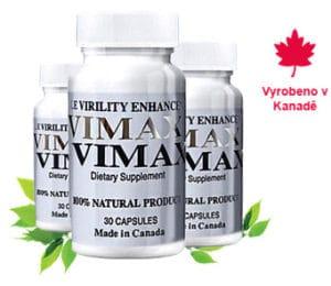 Vimax tablety na zvětšení penisu a zlepšení erekce