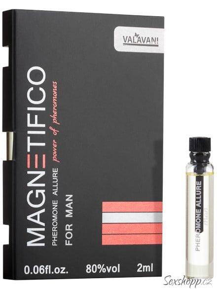 parfém s feromony Magnetifico Allure