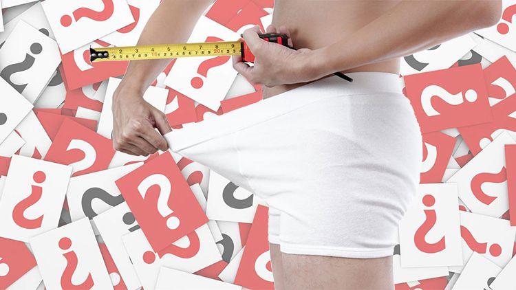 Zvětšení penisu – 11 reálných odpovědí na nejčastější otázky