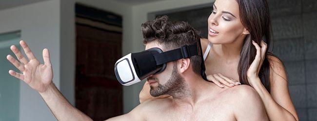 Sex ve virtuální realitě | VR
