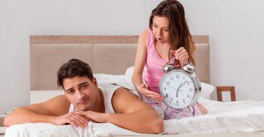 5 tipů, jak na předčasnou ejakulaci